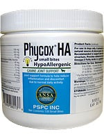 Phycox HA Small Bites Soft Chews For Dogs 120/bottle