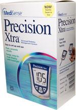 Precision Xtra Advanced Diabetes Management System
