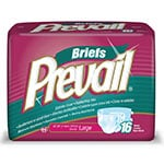 Prevail Premium Large Briefs Sold By Package 16/Ea