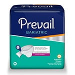 "First Quality Prevail Bariatric Adult Briefs Fits Up To 94"" 10/bag thumbnail"