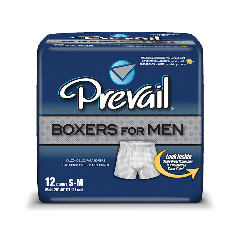 First Quality Prevail Boxers for Men MD 34