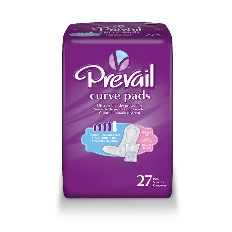 First Quality Prevail Bladder Control Pad Ultimate 14