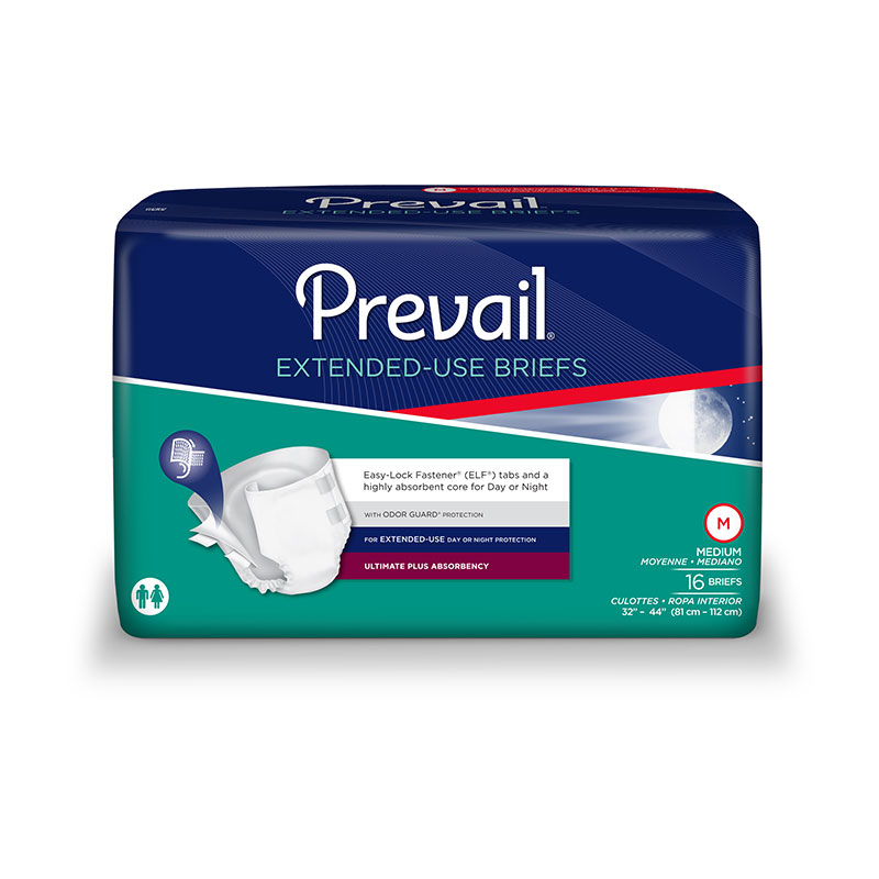 First Quality Prevail Extended Use Brief MD 32
