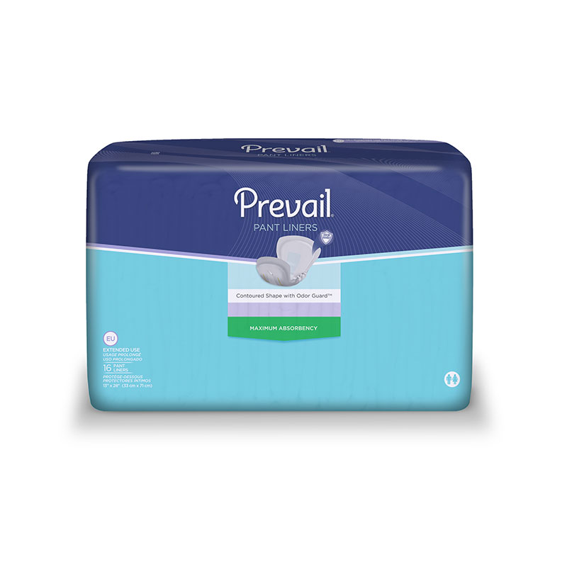 First Quality Prevail Pant Liner, Overnight, Lavender, FQPL115