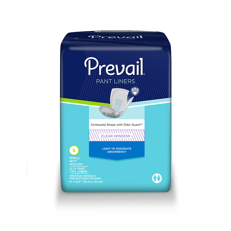 First Quality Prevail Pant Liner Small 52/bag