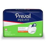 Prevail Per-Fit Protective Underwear, Medium Sold By Bag of 20