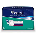 Prevail Pm Extended Wear Brief, Large Sold By Case 72/Ea