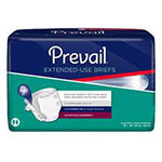 Prevail Pm Extended Wear Brief, Medium Sold By Case 96/Ea