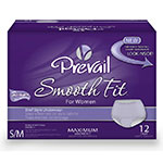 "First Quality Prevail SmoothFit Underwear SM/MD 28""-40"" PSF-512 12/bag thumbnail"