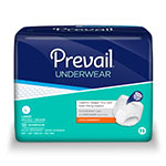 Prevail Protective Underwear, Large, Latex Free Sold By Bag 18/Ea