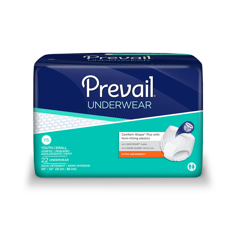 First Quality Prevail Protective Underwear SM 20 inch -34 inch PV-511 88/cs