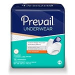 Prevail Protective Underwear, Xlarge Sold By Bag 14/Ea