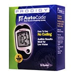Prodigy AutoCode Talking Diabetes Meter thumbnail