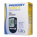 Prodigy Voice - Blood Glucose Monitoring System