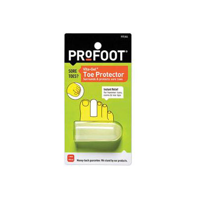 PROFOOT Vita-Gel Toe Protector - Pack of 3