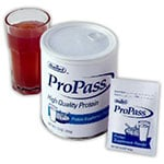 ProPass Instant Whey Protein Supplement Powder - 7.5oz thumbnail
