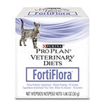 Purina Diet FortiFlora Nutritional Supplement For Cats 30/pk Pack of 6 thumbnail