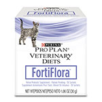 Purina Diet FortiFlora Nutritional Supplement For Cats 30/pk Pack of 3 thumbnail