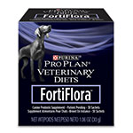 Purina Diet FortiFlora Nutritional Supplement For Dogs 30/pk thumbnail
