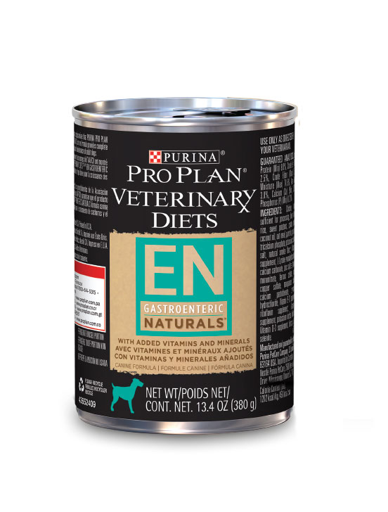 Purina Veterinary Diets EN Gastroenteric Naturals - Dogs 12 Cans