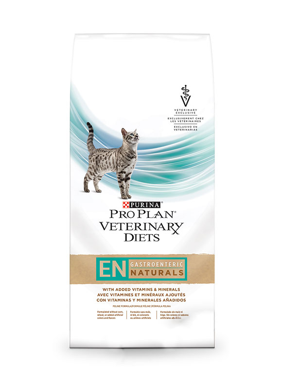 Purina Veterinary Diets EN Gastroenteric Naturals - Cats 6lb Bag