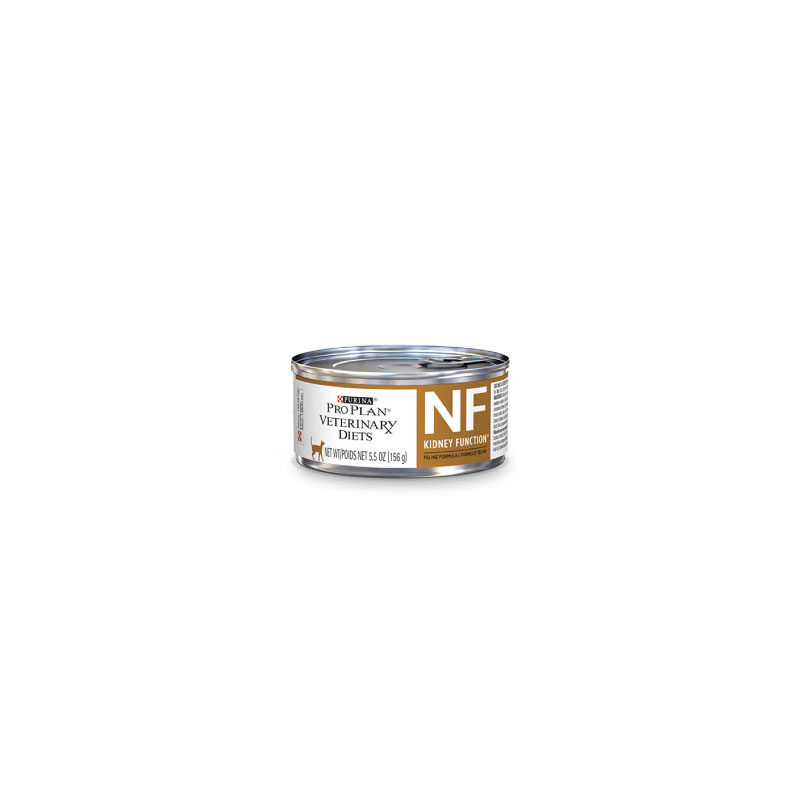Purina Veterinary Diets NF Kidney Function For Cats 24/5.5oz cans