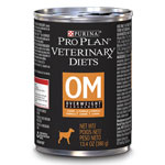 Purina Veterinary Diets OM Overweight Management 12/13.3oz Cans - Dogs