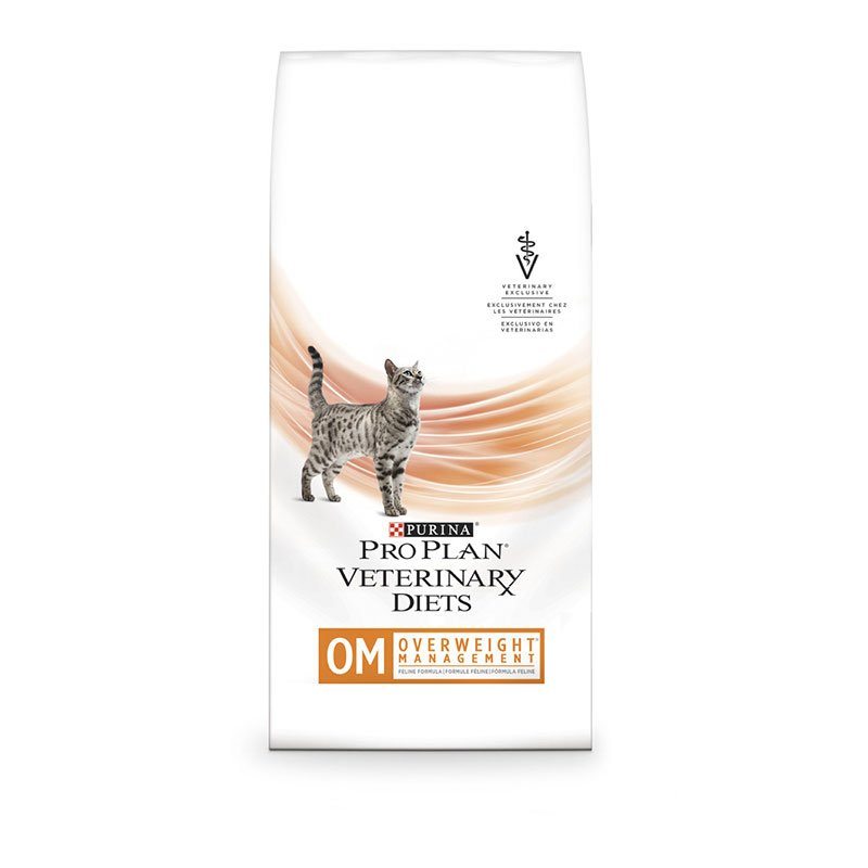 Purina Veterinary Diets OM Overweight Management For Cats 16 lb bag