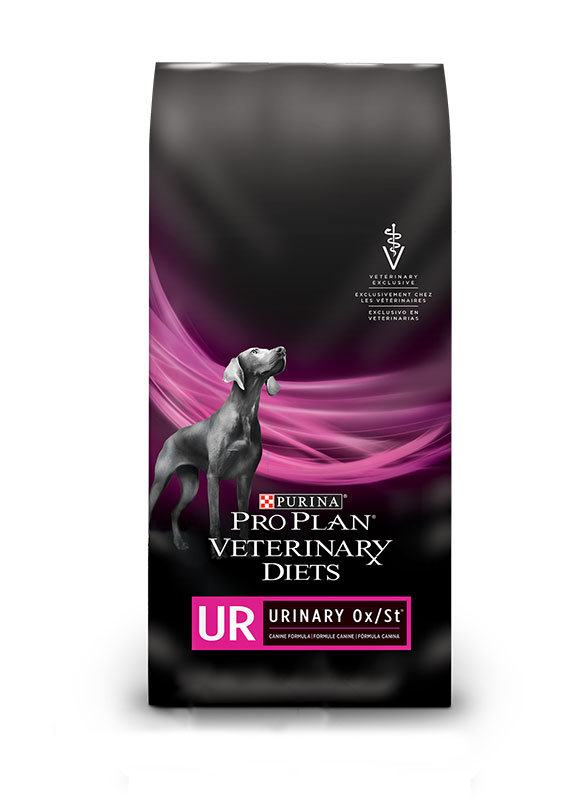 Purina Veterinary Diets UR Urinary Ox/St - Dogs 25lb Bag