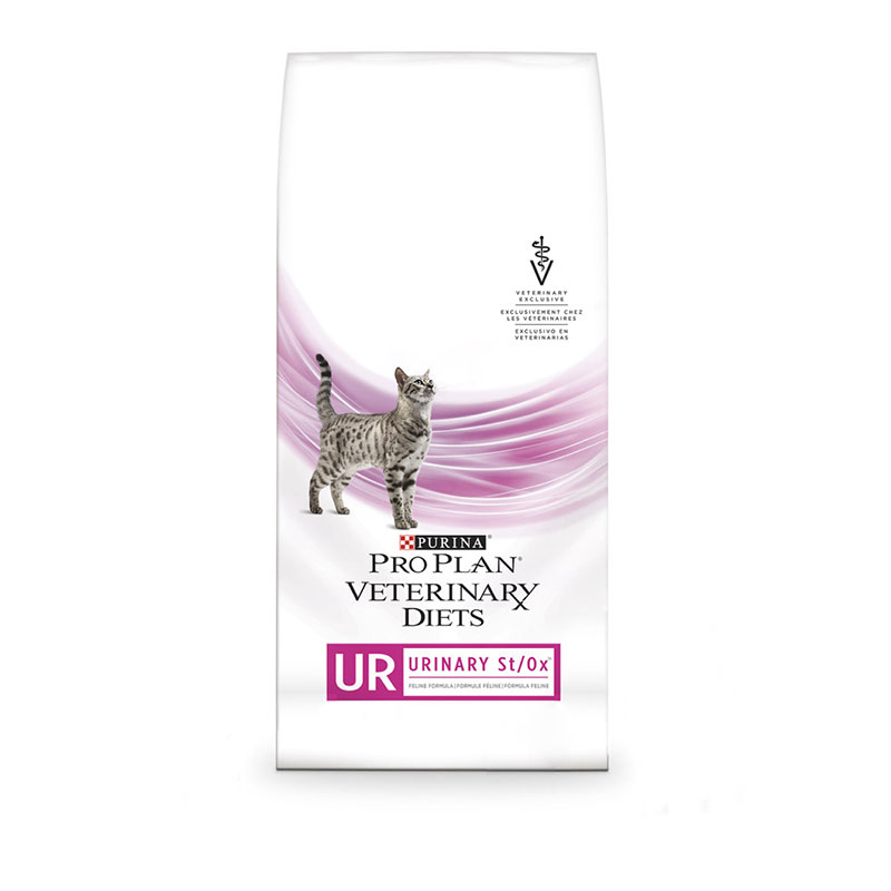 Purina Veterinary Diets UR Urinary St/Ox For Cats 6 lb bag
