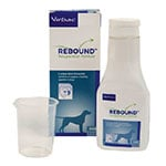REBOUND Recuperation Formula For Dogs 5.1oz Bottle - Pack of 3 thumbnail
