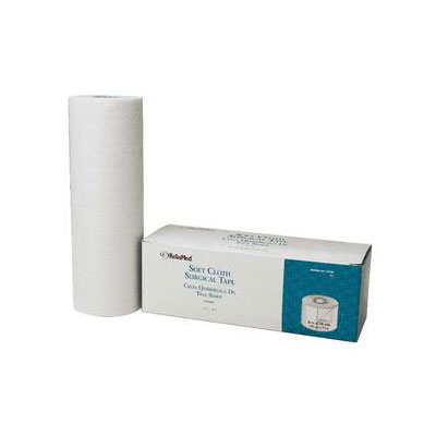 Reliamed 8in x 10 yds (160) Soft Cloth Surgical Tape