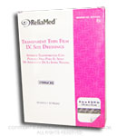 "ReliaMed Transparent Thin Film I.V. Dressings 4""x4 3/4"" 50/bx thumbnail"