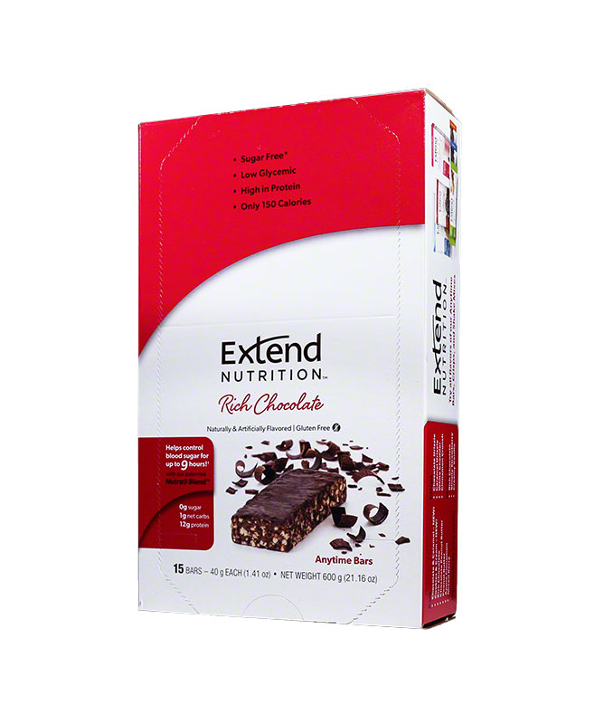 ExtendBar Chocolate Delight - Case of 15