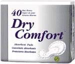 SCA Dry Comfort Heavy Pad 40/bag