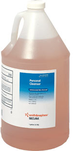 Secura Personal Cleanser (1 Gallon) Pack of 3 - 59430500