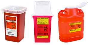 Sharps & Waste Disposal