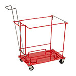 SharpSafety Floor Cart with Wheels For Large Volume Containers thumbnail