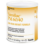 Abbott Similac PM 60/40 Retail 1Lb Low Iron Formula Powder Each