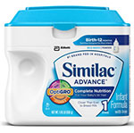 Abbott Similac Advance OptiGRO With Iron 23.2oz Powder Each