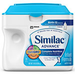 Abbott Similac Advance OptiGRO 2oz Plastic Bottle Case of 48