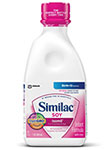 Abbott Similac Isomil Soy Advance Formula Ready To Feed 32oz Case of 6