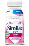 Abbott Similac Isomil Soy Advance w/Iron Ready To Feed 8oz Each