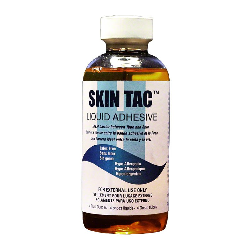Torbot Skin Tac H Liquid Adhesive 4 oz MS407 - 10 boxes