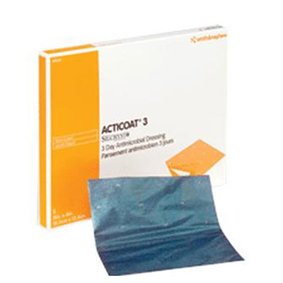 Smith & Nephew Acticoat Dressing  420601 6-Pack