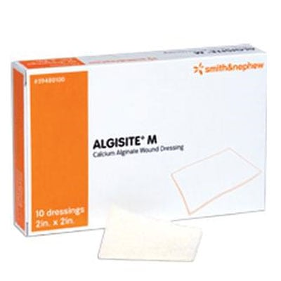 Smith & Nephew Algisite M Dressing 59480400 6-Pack