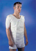 Smith and Nephew Exu Dry Burn Vest Large 20/bx 5999LV1
