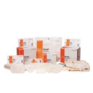 Smith and Nephew ExuDry Slit Disc Dressing 3in 5999003S