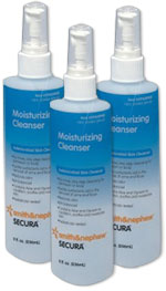 Secura Antimicrobial Cleanser 4oz 59430800 Pack of 3
