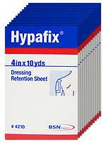 Smith & Nephew Hypafix Tape 4in x 10yd 4210 - 12-Pack